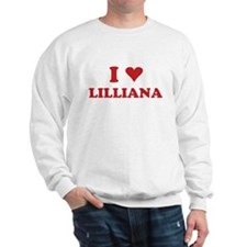I LOVE LILLIANA Sweater