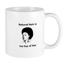 Natural Hair Cup of Tea Mugs
