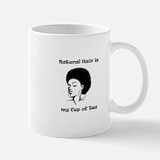 Natural Hair Cup of Tea Mugs