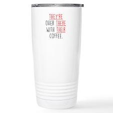 Grammar Lesson Travel Mug