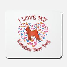 Love Karelian Mousepad