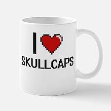 I love Skullcaps Digital Design Mugs