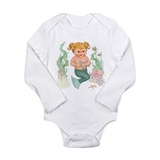 Cute Pagan children Long Sleeve Infant Bodysuit