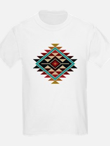 Native Style Rainbow Sunburst T-Shirt