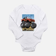 Cute 44 Long Sleeve Infant Bodysuit