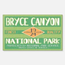 Bryce Canyon National Park (Retro) Decal