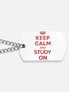 Study Dog Tags