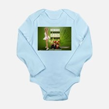Safety Geeks SVI Long Sleeve Infant Bodysuit