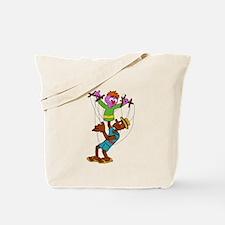 Puppet Buddies Tote Bag