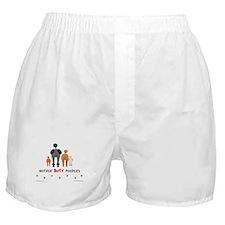 Nothin' Butt Poodles Boxer Shorts