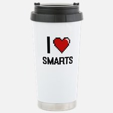 I love Smarts Digital D Travel Mug