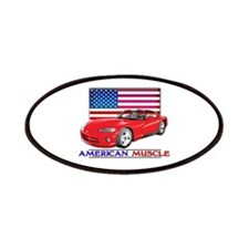 American Muscle Car Viper Patch