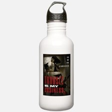 Brittney Powell and To Water Bottle