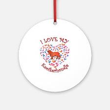 Love Kooiker Ornament (Round)