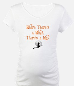 HALLOWEEN - WHERE THERE'S A WITC Shirt