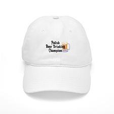 Polish Beer Champion Baseball Cap