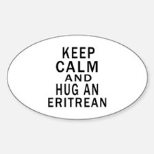 Keep Calm And Eritrean Designs Decal