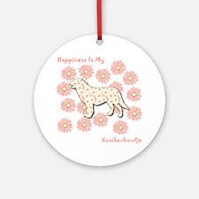 Kooiker Happiness Ornament (Round)