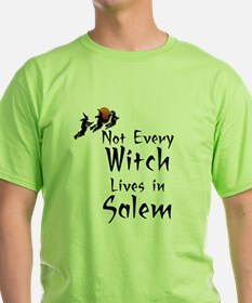 HALLOWEEN - NOT EVERY WITCH LIVES IN T-Shirt