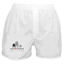 Nothin' Butt Schnauzers Boxer Shorts