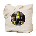 Smiley Bar Tote Bag