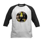 Smiley Bar Kids Baseball Jersey