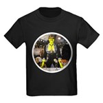 Smiley Bar Kids Dark T-Shirt