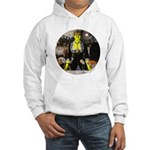 Smiley Bar Hooded Sweatshirt