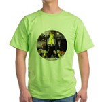 Smiley Bar Green T-Shirt