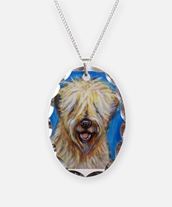 Unique Soft coated wheaton terrier Necklace