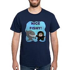 Shark Feeder T-Shirt