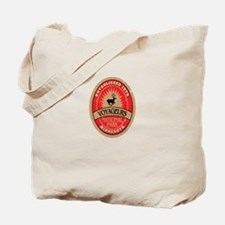 Voyageurs National Park (bottle label) Tote Bag