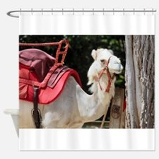 Funny Camel Shower Curtain