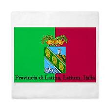 Provincia di Latina, Latium Italy Queen Duvet