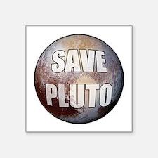 Save Pluto Sticker