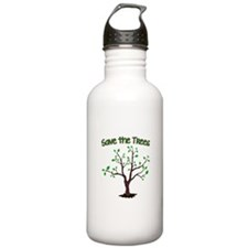 Save the Trees Water Bottle