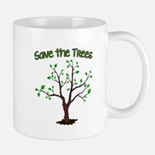 Save the Trees Mugs