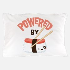 Powered by Nigri Sushi Pillow Case