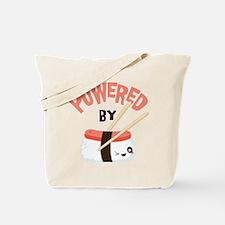 Powered by Nigri Sushi Tote Bag