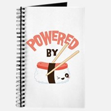 Powered by Nigri Sushi Journal