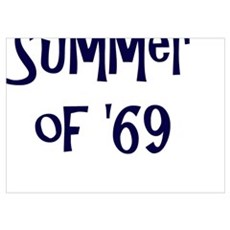 Summer of '69 Poster