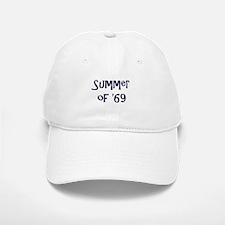Summer of '69 Baseball Baseball Cap
