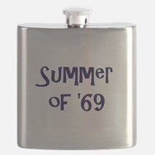 Summer of '69 Flask