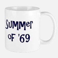 Summer of '69 Mugs