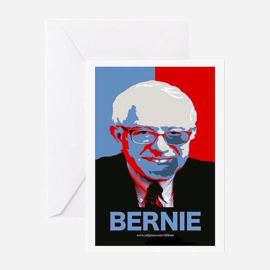 Bernie Greeting Cards