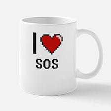I love Sos Digital Design Mugs