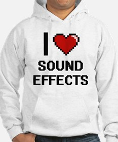 Cool Animals sounds Hoodie