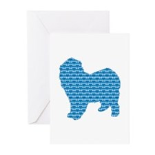 Bone Lagotto Greeting Cards (Pk of 10)