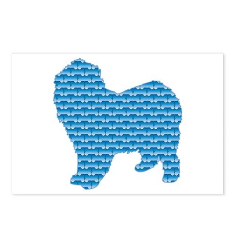 Bone Lagotto Postcards (Package of 8)