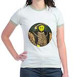 Smiley VIII Jr. Ringer T-Shirt